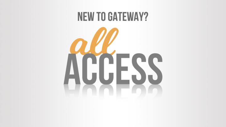 All Access logo image