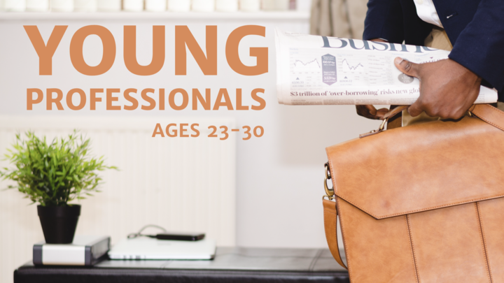 Young Professionals (Ages 23-30) logo image