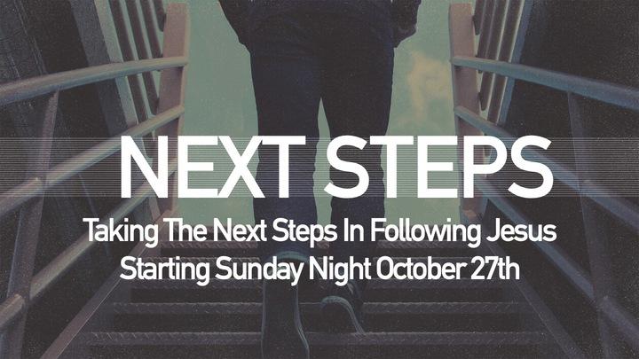 Next Steps Discipleship Group logo image