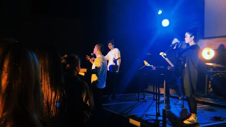 Creo - Young Adults Worship Gathering logo image