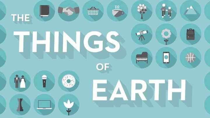 Life Class - The Things of Earth logo image