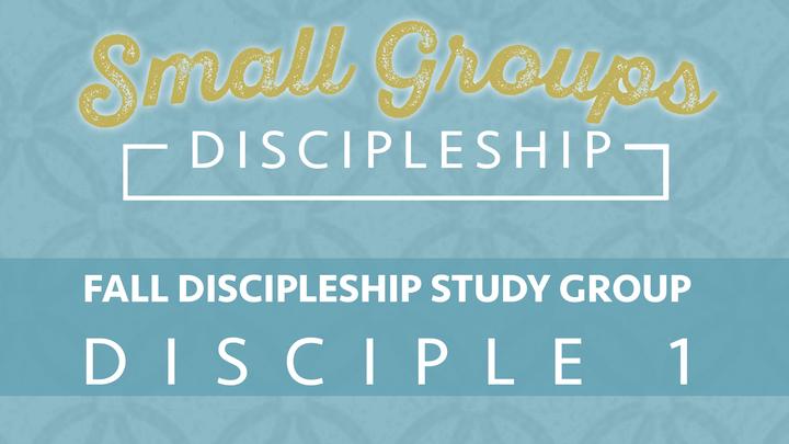 Disciple 1 logo image