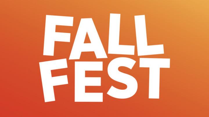 Fall Fest 2019 Volunteer Form logo image