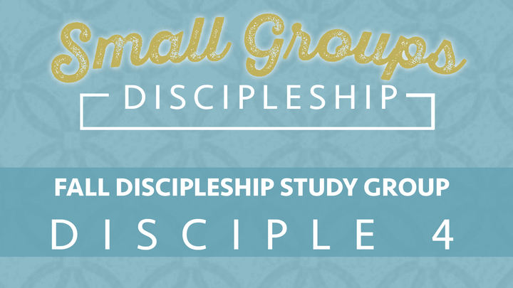 Disciple 4 logo image