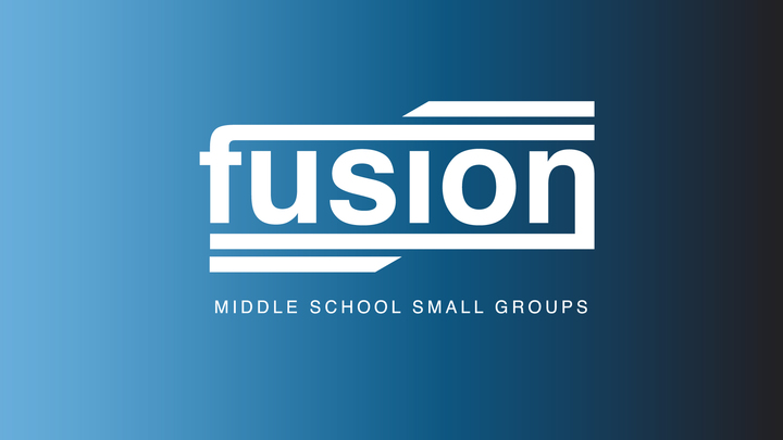 Fusion Small Groups 2019/20 logo image