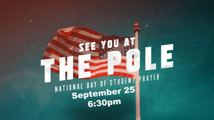 See You At The Pole logo image