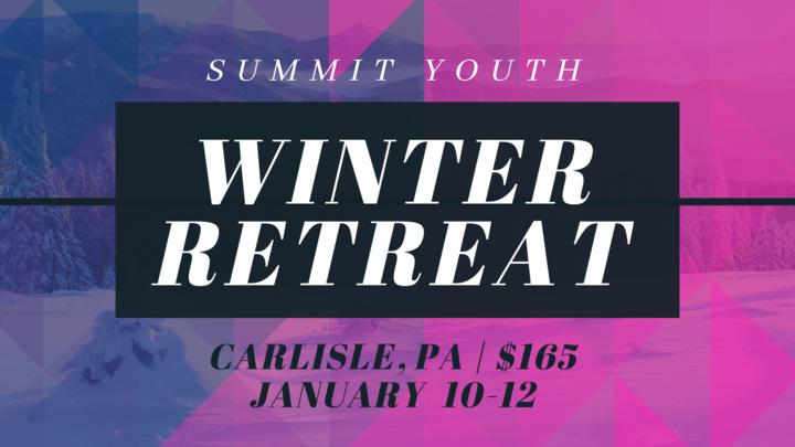 Winter Retreat 2020 logo image