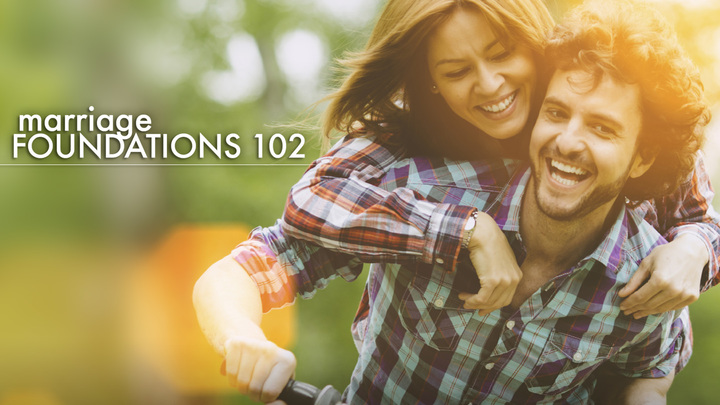 Marriage 102 logo image