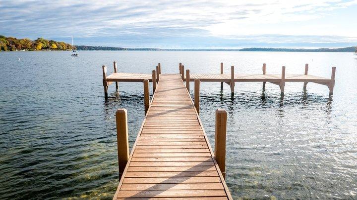 October Green Lake Work Trip logo image