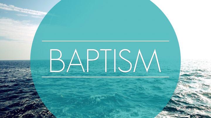 Water Baptisms logo image