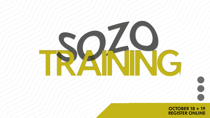 Sozo Training logo image