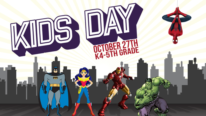 Kid's Day logo image