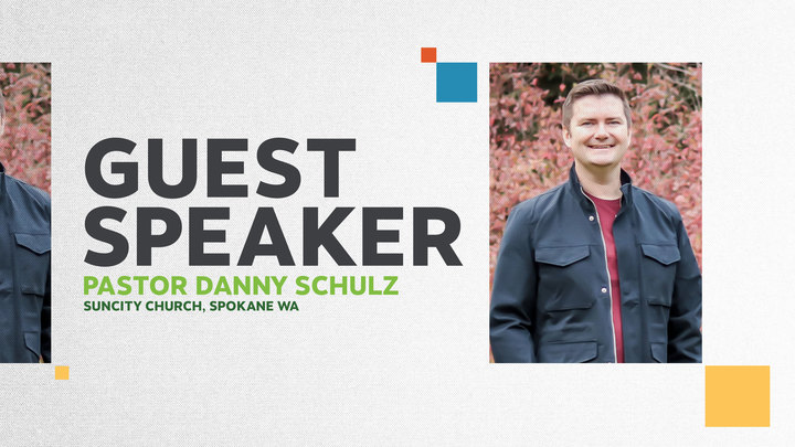 Pastor Danny Schulz logo image