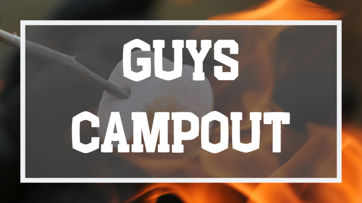 Guys Campout logo image
