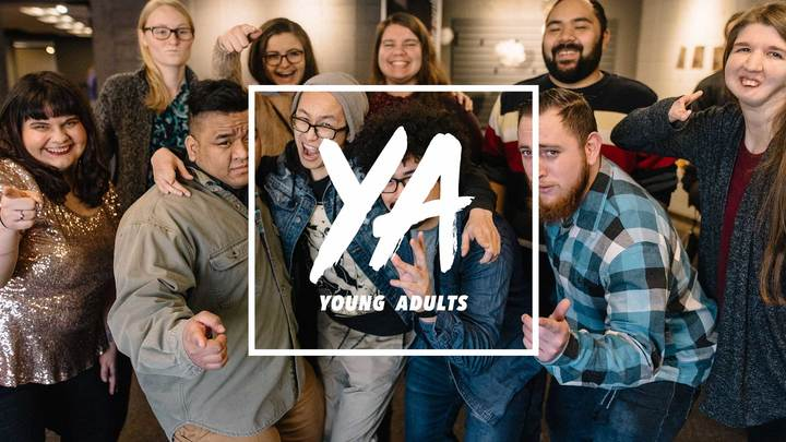 Young Adults House Church logo image