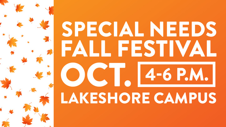 Special Needs Fall Festival - Trunk or Treat 2019 HOST logo image