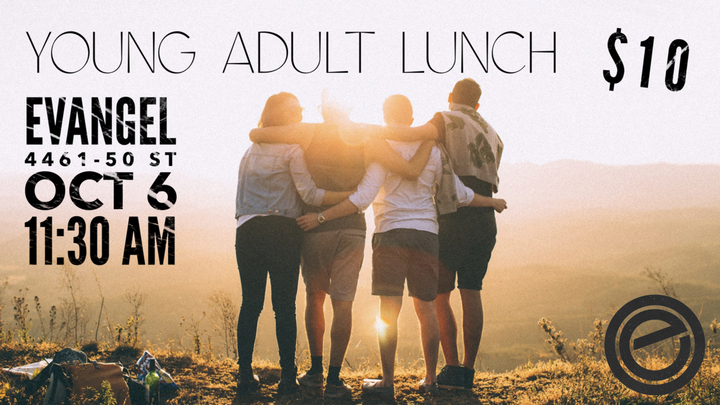 Young Adult Lunch logo image