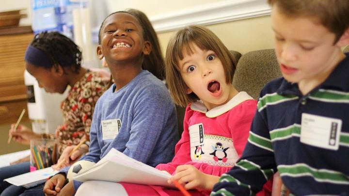 Bridgepoint Kids Volunteer Luncheon logo image