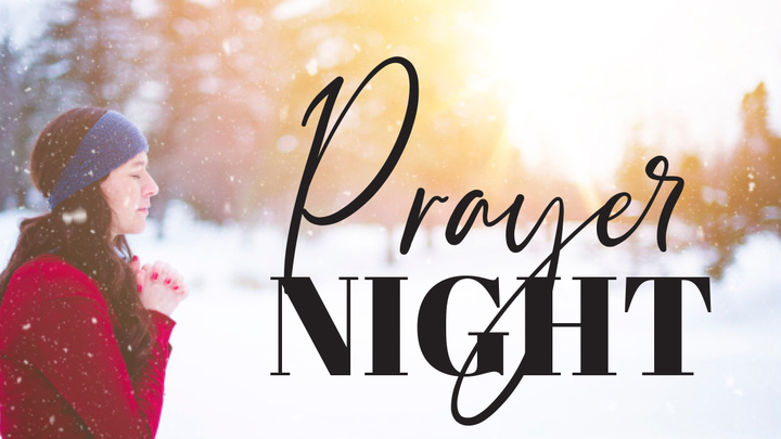 Church Wide Prayer and Worship Night logo image