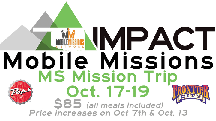 Impact Mobile Missions (MS Mission Trip) logo image