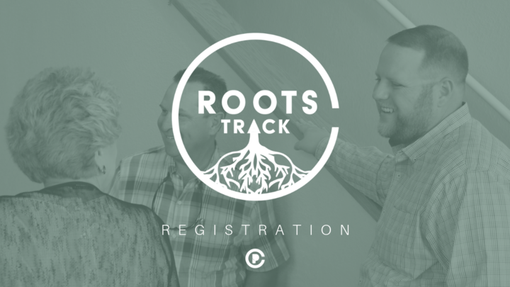 October Roots Track logo image