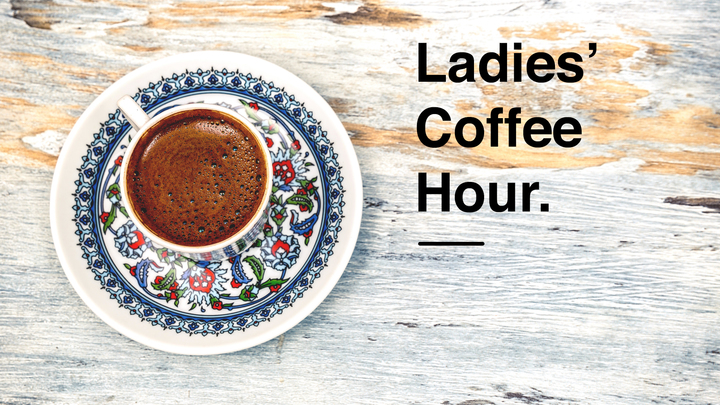 Ladies' Coffee Hour logo image