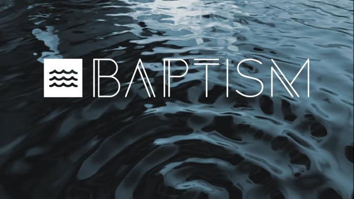 HR | Baptism Sunday Fall 2019 logo image