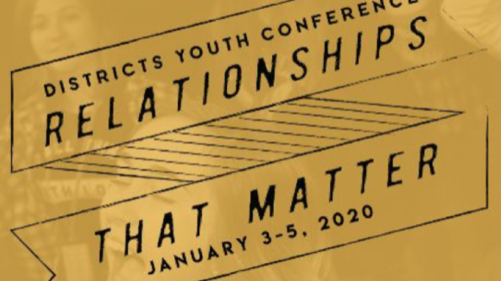 Districts Youth Conference logo image