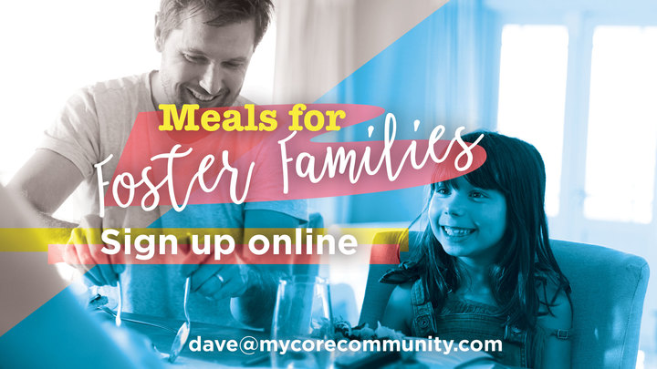 Meals For Foster Families logo image