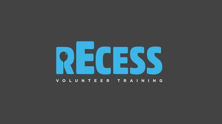 rEcess Volunteer Training  logo image