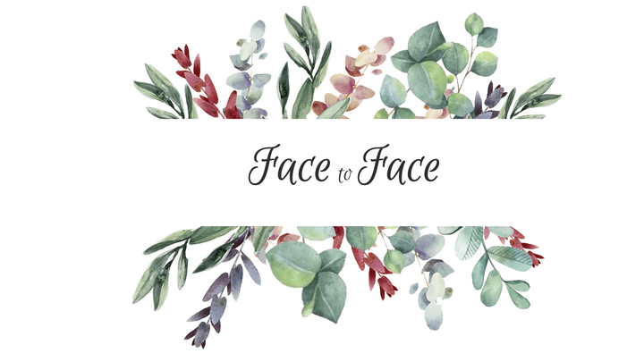 Face to Face Conference logo image