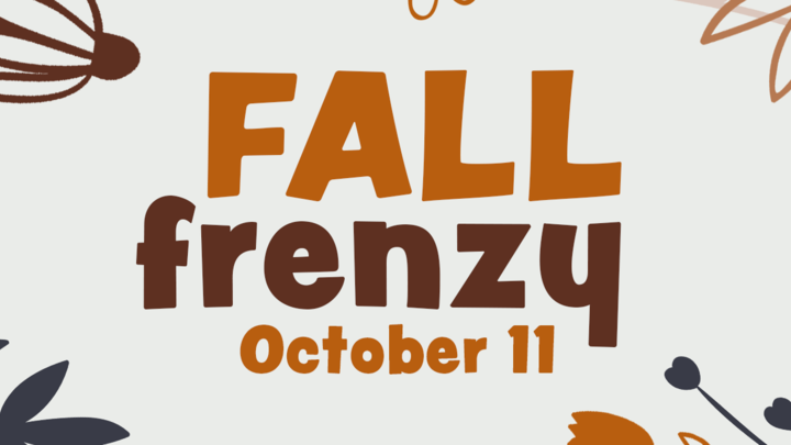 Fall Frenzy logo image