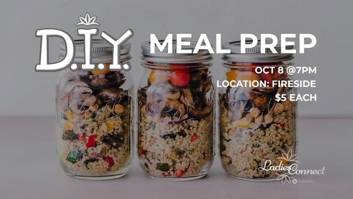 DIY - Meal Prep logo image