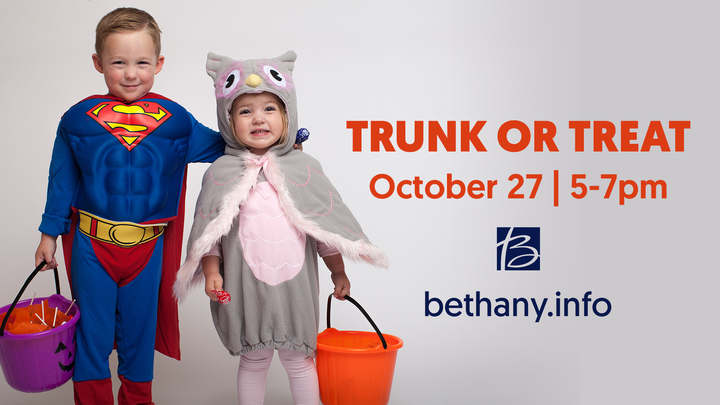 Trunk Or Treat 2019 - Trunk & Volunteer Registration logo image