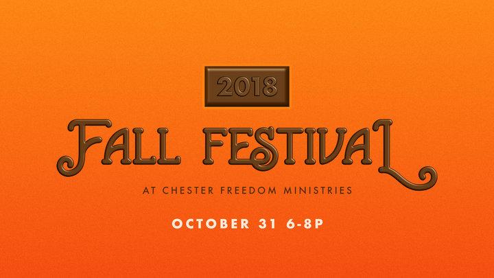 Fall Festival Volunteer logo image