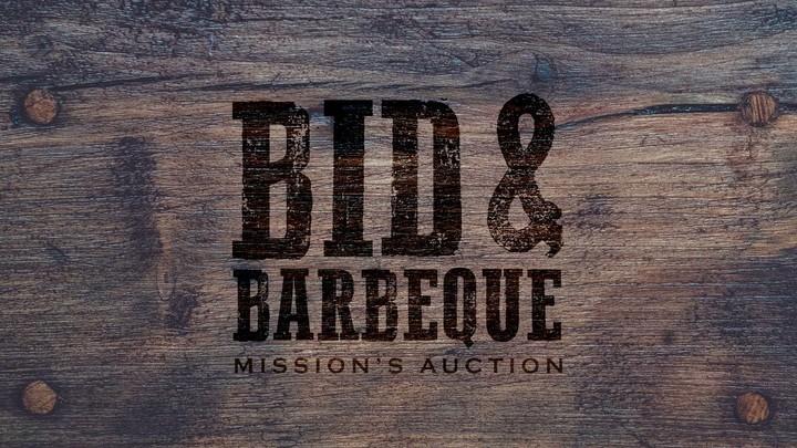 Bid & BBQ Missions Auction logo image