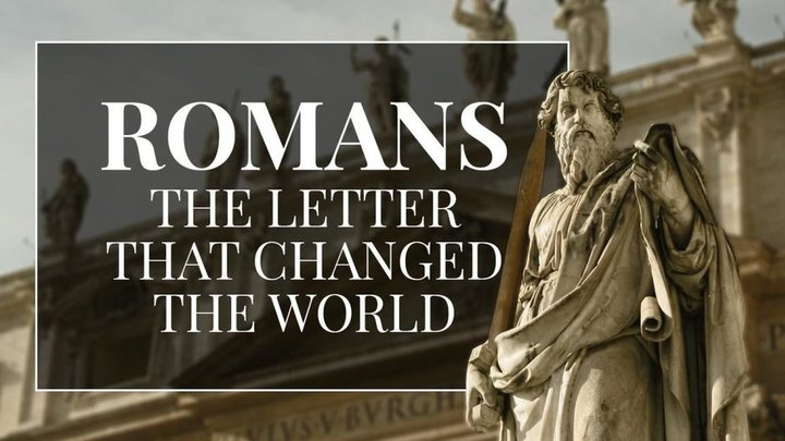 2019 Fall Home Group: Romans, The Letter that Changed the World logo image