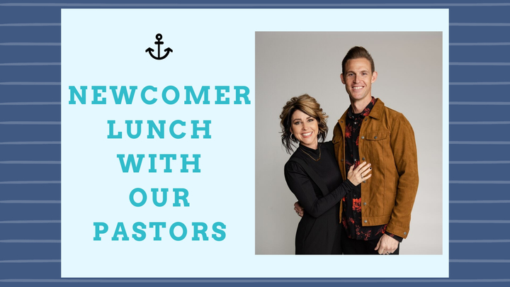 Newcomer Lunch logo image