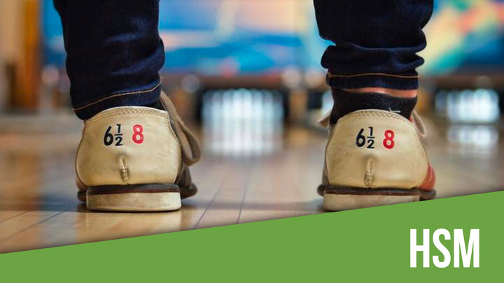 Burgers + Bowling logo image