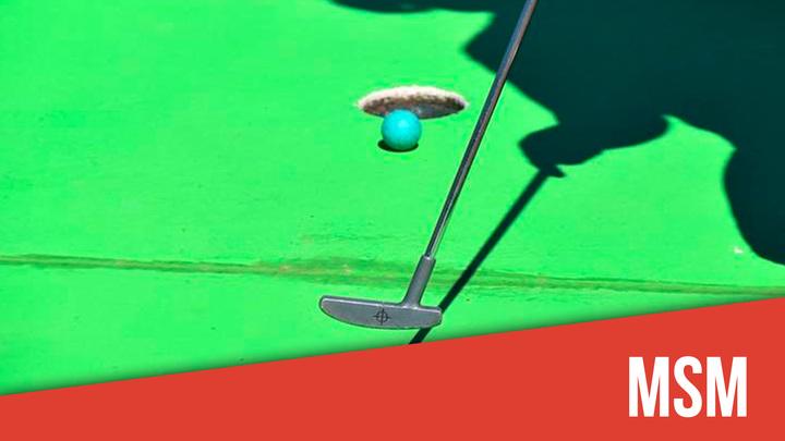 Golf + Goodies logo image