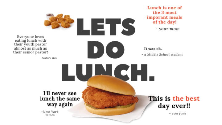 Let's Do Lunch logo image
