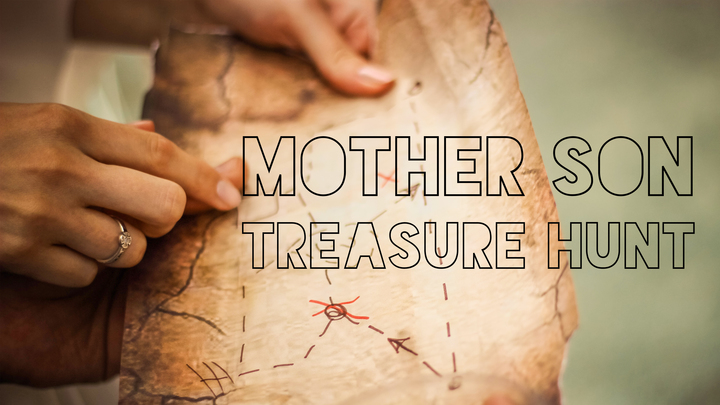 Mother Son Treasure Hunt logo image