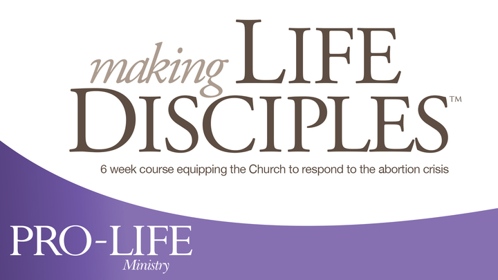 Making Life Disciples Course  logo image