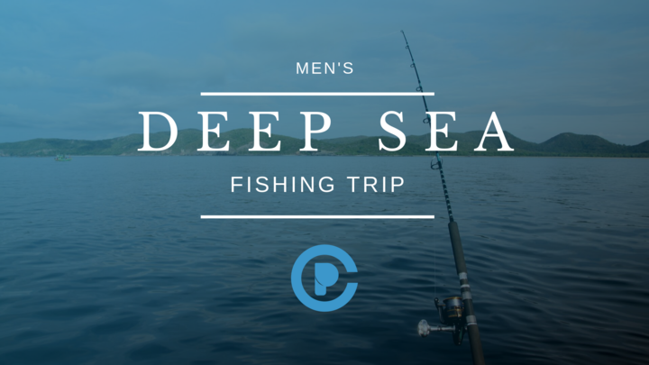 Men's Deep Sea Fishing Trip logo image