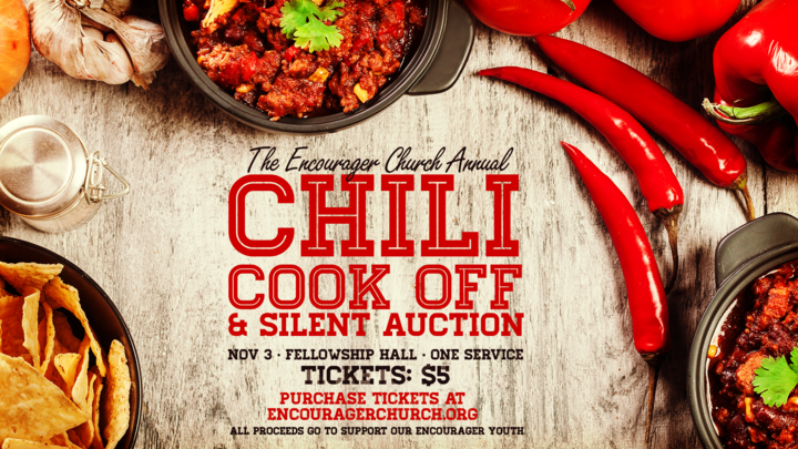 Chili Cook Off logo image