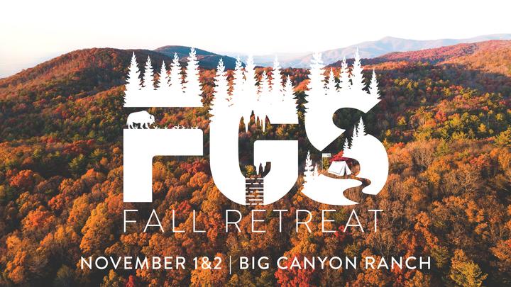 FGS Fall Retreat logo image