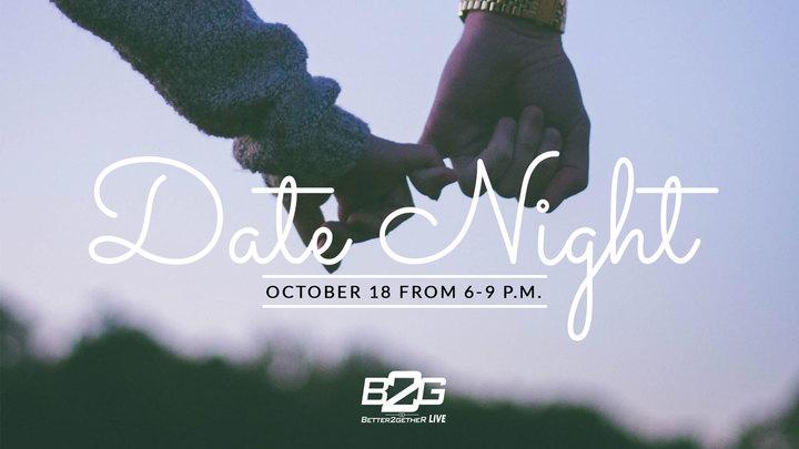Better Together Date Night October 18, 2019 logo image