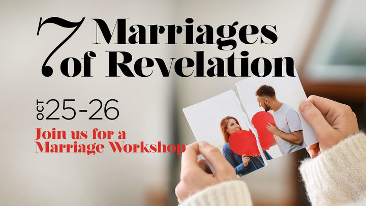 Marriage Workshop - 7 Marriages of Revelation logo image