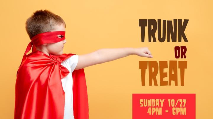 Trunk or Treat logo image