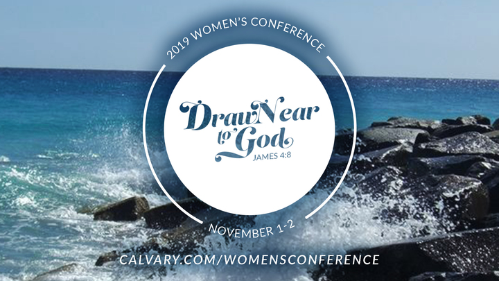 2019 Women's Conference logo image